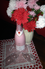Anna by Codorniu is a perfect Valentine's Day wine.