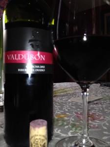 Valdubon Cosecha 2012