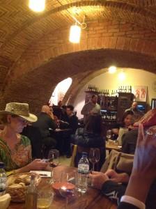 Vino Underground in Tbilisi, Georgia 2014