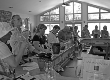 Visiting tasting rooms  can become an exciting experience for wine enthusiasts.