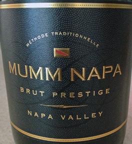 Mumm Napa Brut Prestige, Napa Valley