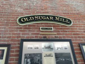 Old Sugar Mill near Sacramento, CA