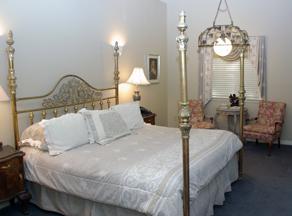 Room in the Messina Hof Villa