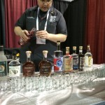 Mike Rasamussen pouring Craft Beverages Unlimited