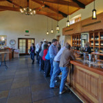St. Francis Winery tasting room in Santa Rosa