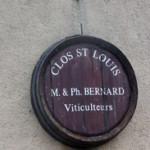 Clos St-Louis in Burgundy