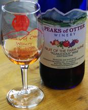 Peaks of Otter wines