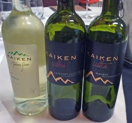 Kaiden wine, Argentina