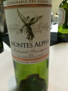 Montes wines from Chile