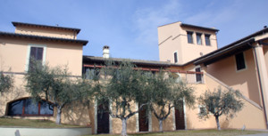 Arnaldo Caprai winery in Montefalco