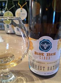 Blue Bee Cider in Richmond