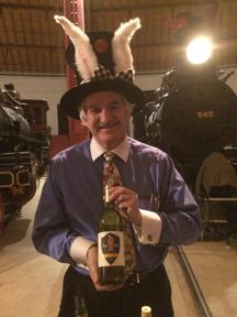 Royal Rabbit Vineyards represented at Winter Wine Event