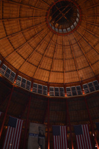 Roundhouse dome