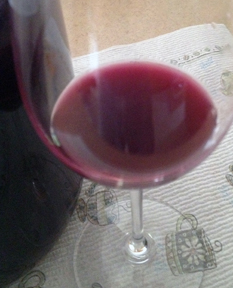 Second run wine
