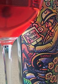 A Proper Pink by Bonny Doon Vineyard