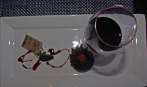 Wine Pairing at St. Francis Winery