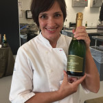 Gloria Ferrer Sonoma Brut paired with intriguing appetizers