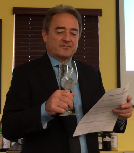 Alan Tardi, Ambassador for Prosecco