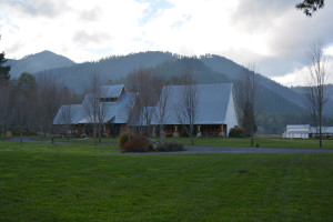 Red Lily Vineyard in Applegate Valley