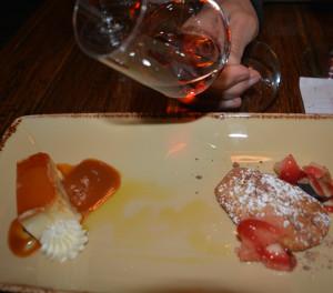 Dessert Esposão wine