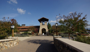 St. Francis Winery & Vineyards offers wine and food pairings