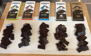 Ranger chocolate crafted in Portland, Oregon