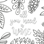 All you need is wine!