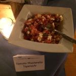 Tomato Mozzarella Tapenade