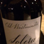 Old Westminster Solera