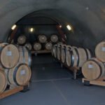 Archery Summit's wine caves