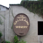 The Historic Galleano Winery in Cucamonga Valley