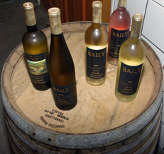 Baily Vineyard and Winery