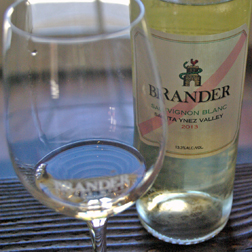 The Brander Vineyard