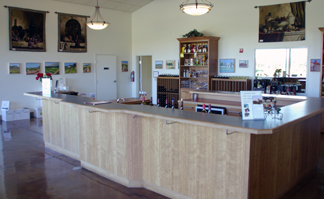 Ledgewood Creek Winery and Vineyards
