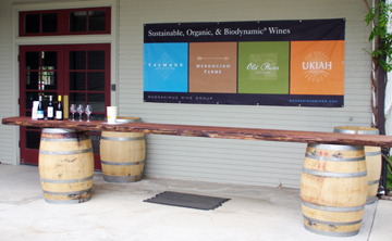 Magnanimus Wine Group at Campovida