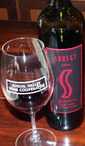 Suisun Valey Wine Cooperative