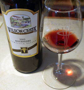 Wilson Creek Winery and Vineyards