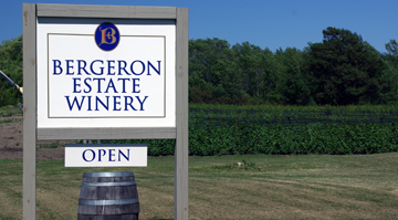 Bergeron Estate Winery
