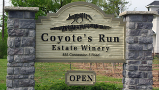 Coyote's Run Estae Winery