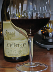 Keint-He Winery and Vineyards
