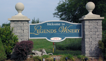 Legends Estate Winery