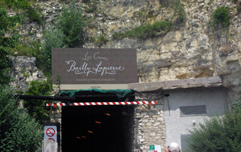Les Caves Bailly Lapierre