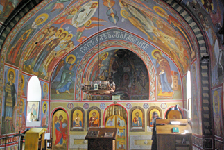 Shavnabada Monastery of Saint George Wine Cellar