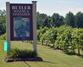 Butler Winery and Vineyards