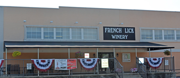 French Lick Winery
