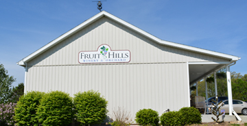 Fruit Hills Winery and Orchard