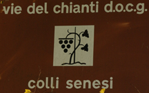 chianti colli senesi sign