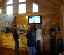 Dove Valley Winery tasting room