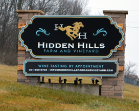 Hidden Hills Farm and Vineyard