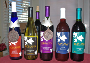 Romano Vineyard and Winery
